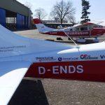 (Foto Olaf Rebmann): Der Feuerwehr-Flugdienst des Landesfeuerwehrverbandes Niedersachsen ist ab sofort wieder mit seinen beiden Maschinen des Typs Cessna 206 einsatzbereit für die bevorstehende Einsatzsaison.